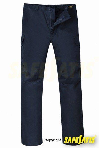 Pantalon Cargo De Trabajo Gabardina Hombre Mayjo S A